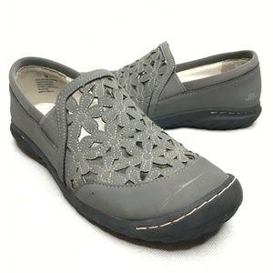 JBU by Jambu Wildflower Moc Vegan Floral Shoes